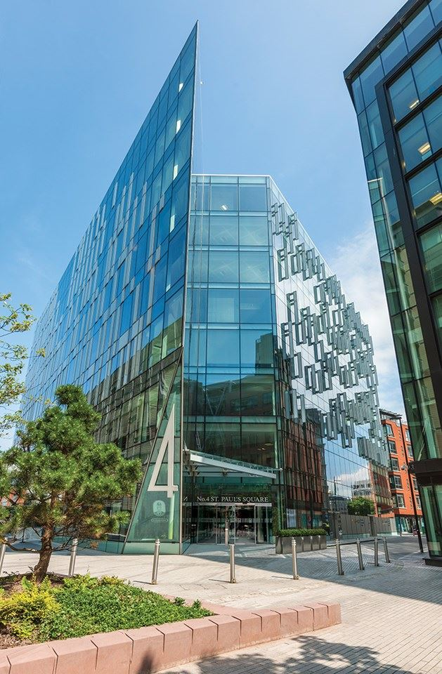 What Is A Capital Lease >> Office to Rent, 4 St Paul's Square, , L3 9PP - CBRE Commercial
