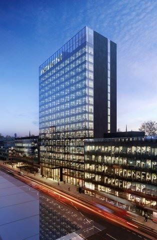 Office to rent 1 sheldon square w2 6pu cbre commercial for 50 eastbourne terrace london