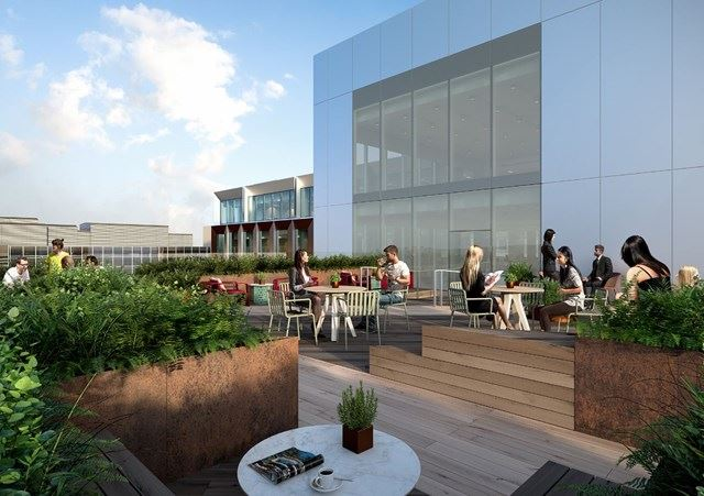 245 HAMMERSMITH ROAD ROOF TERRACE