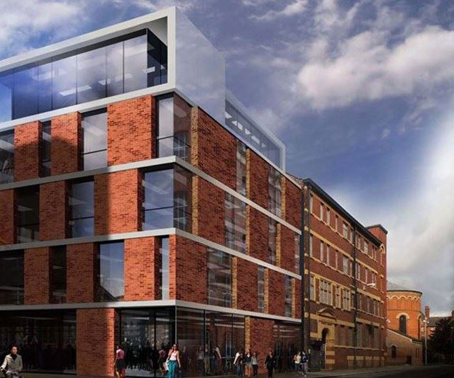 Commercial Lighting Manchester: Office Space To Let In Manchester