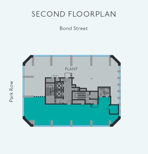 7 PARK ROW 2 FLOOR PLAN