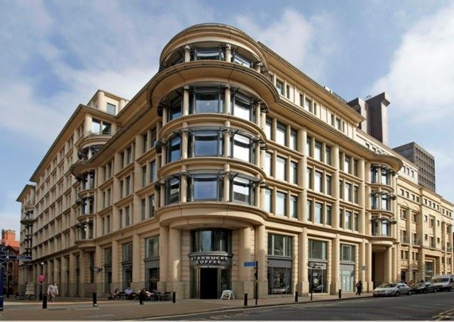 Office To Rent 11 Waterloo Street B2 5tb Cbre Commercial