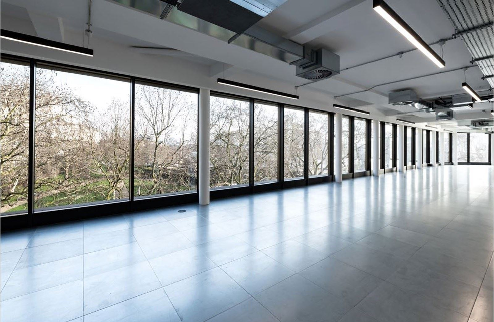 40 VILLIERS STREET - OFFICE FLOOR