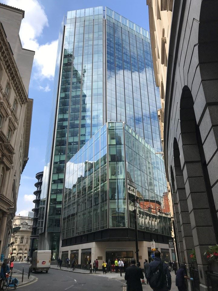 Office Rent Old Broad Street Cbre