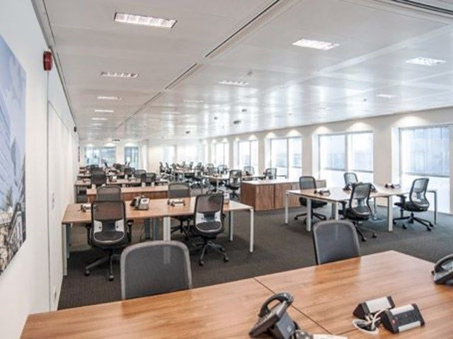 Flexible office to Rent, The Minster Building, Great Tower