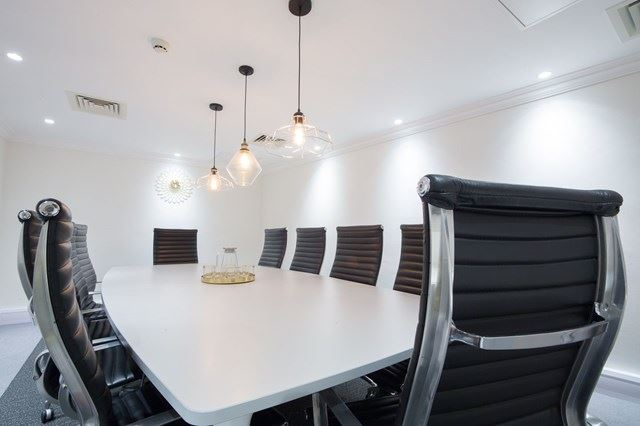 3 QUEEN STREET - BOARDROOM