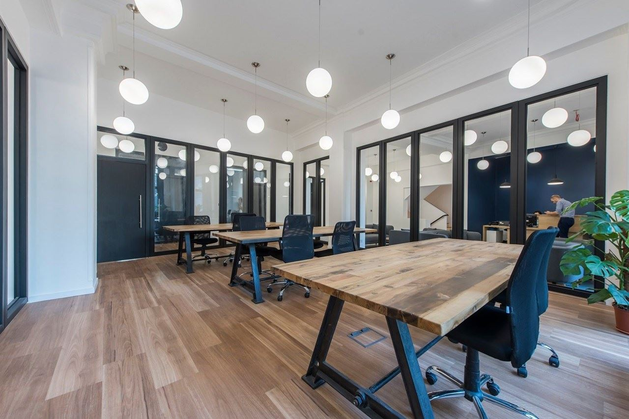 FINSBURY CIRCUS CO-WORKING SPACE