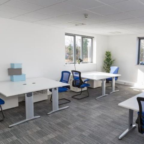 LEAMINGTON CO-WORKING SHOW SUITE