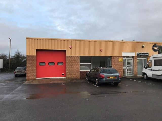 WESTON INDUSTRIAL ESTATE_ UNIT 44_ BS24 9ES - FRONT