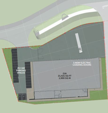 ABP21_ AVIATION BUSINESS PARK_ BOURNEMOUTH - PLAN