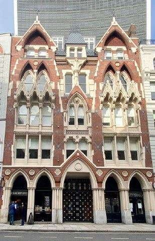 33 EASTCHEAP HERO